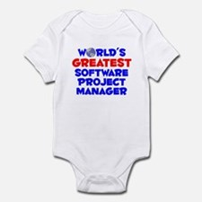 World's Greatest Softw.. (A) Infant Bodysuit