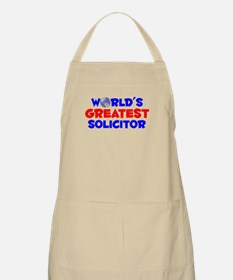 World's Greatest Solic.. (A) BBQ Apron