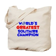 World's Greatest Solit.. (A) Tote Bag