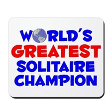 World's Greatest Solit.. (A) Mousepad