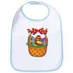 Easter Basket Bib