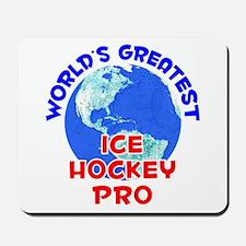 World's Greatest Ice H.. (E) Mousepad