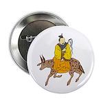 Chinese Mythology - Cow Button