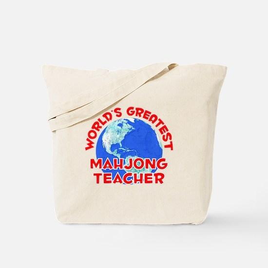 World's Greatest Mahjo.. (F) Tote Bag