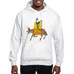 Chinese Mythology - Cow Hooded Sweatshirt