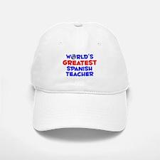 World's Greatest Spani.. (A) Baseball Baseball Cap
