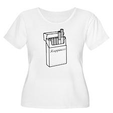 Cigarette Happiness T-Shirt