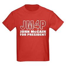 JM4P - John McCain For Presid T