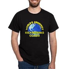 World's Greatest Kickb.. (D) T-Shirt
