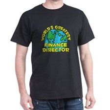 World's Greatest Finan.. (H) T-Shirt