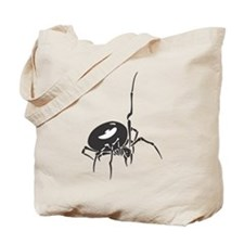 Spider Black Design #40 Tote Bag