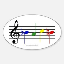 BACH Decal