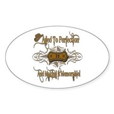 Memorable 79th Oval Decal