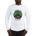 Peas On Earth Long Sleeve T-Shirt