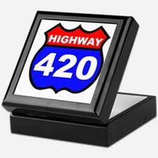 Highway 420 Stash Box