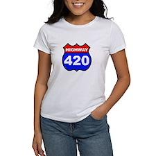 Highway 420 Tee