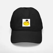 Ducky Graduation Baseball Hat