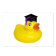 Ducky Graduation Postcards (Package of 8)