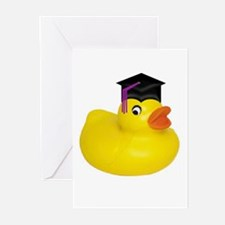 Ducky Graduation Greeting Cards (Pk of 10)