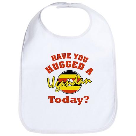 Have you hugged a Ugandan today? Bib