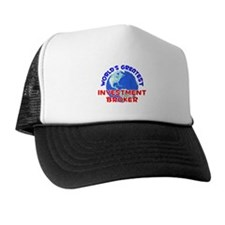 World's Greatest Inves.. (E) Trucker Hat