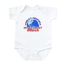 World's Greatest Inves.. (E) Infant Bodysuit