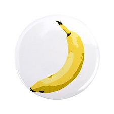 """Banana 3.5"""" Button"""