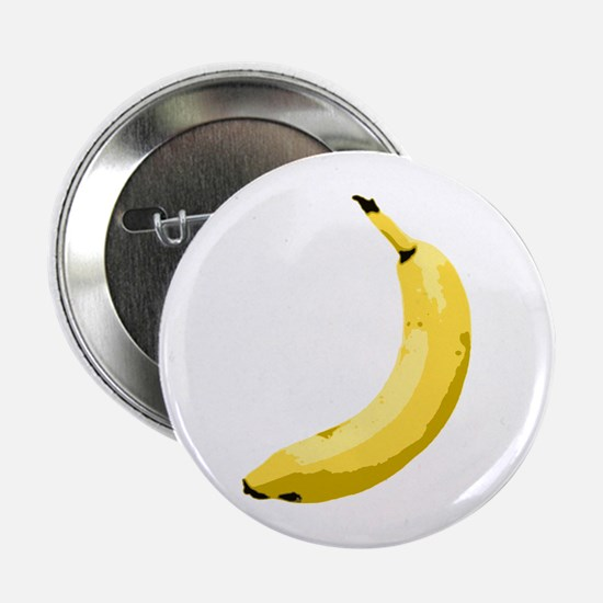 "Banana 2.25"" Button"