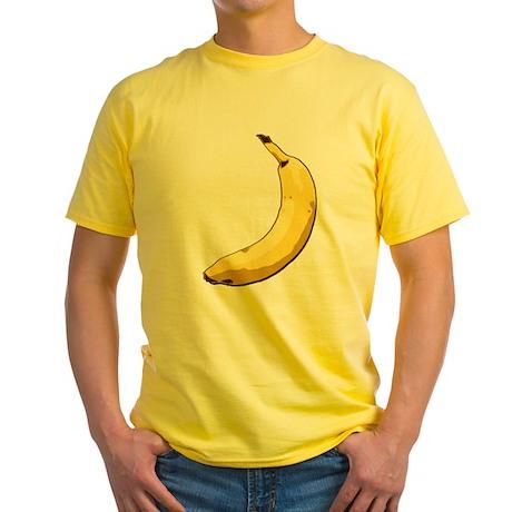 Banana Yellow T-Shirt