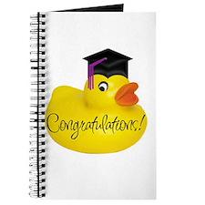 Ducky Congratulations! Journal