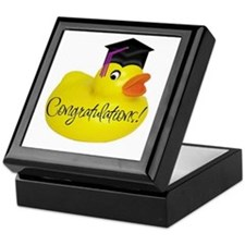 Ducky Congratulations! Keepsake Box