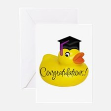 Ducky Congratulations! Greeting Cards (Package of