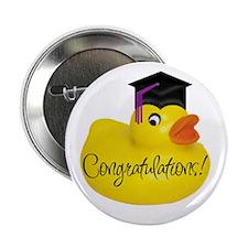 Ducky Congratulations! Button