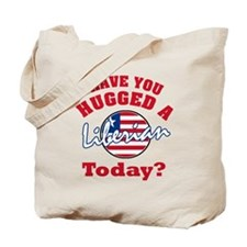Have you hugged a Liberian today? Tote Bag