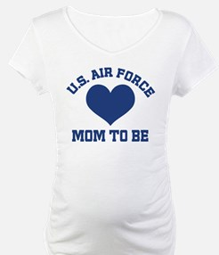 U.S. Air Force Mom To Be Shirt