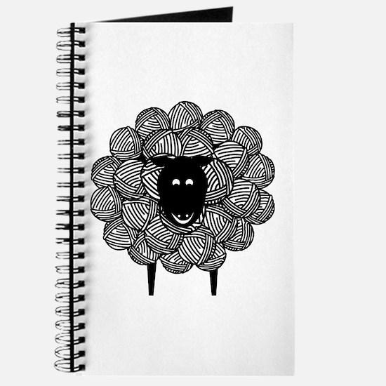 Yarny Sheep Journal