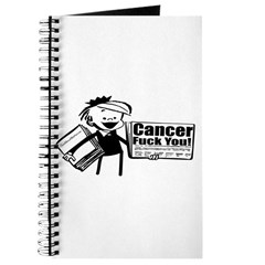 Cancer, Fuck You! Journal