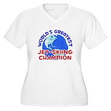 World's Greatest Jet-s.. (E) T-Shirt
