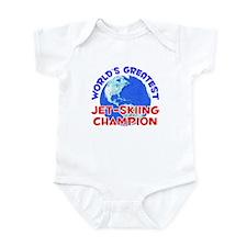 World's Greatest Jet-s.. (E) Infant Bodysuit