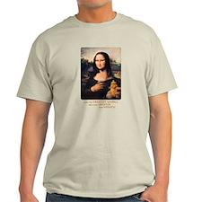 Mona Lisa - T-Shirt