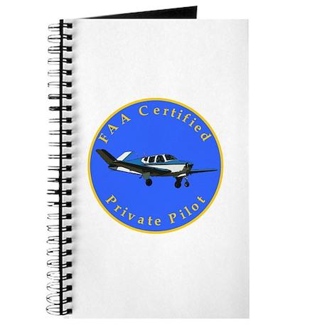 Private Pilot - Bonanza Journal