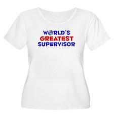 World's Greatest Super.. (A) T-Shirt