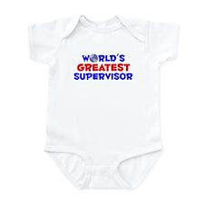 World's Greatest Super.. (A) Infant Bodysuit