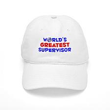 World's Greatest Super.. (A) Baseball Cap
