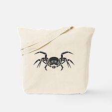Spider Black Design #20 Tote Bag