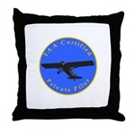 Private Pilot - Classic Throw Pillow