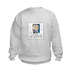 Quilt - Stars Sweatshirt