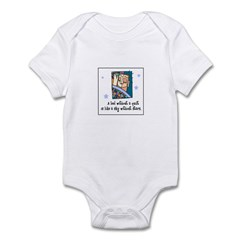 Quilt - Stars Infant Bodysuit