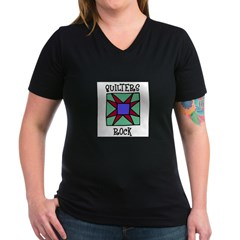 Quilters Rock Shirt