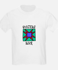 Quilters Rock T-Shirt